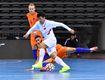 Chùm ảnh: Futsal Việt Nam chia điểm kịch tính cùng Hà Lan