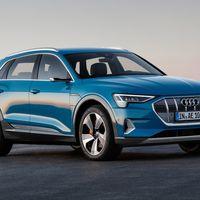 E-Tron - chic SUV in u tiên ca Audi có giá bán t 74.800 USD