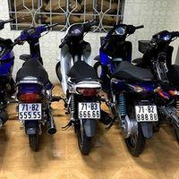 Dàn xe máy bin ng quý 'siêu khng' ca dân chi Bn Tre