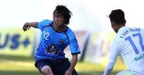 Tuấn Anh chúc Yokohama FC thăng hạng J.League