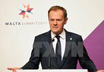 Liên minh châu Âu ấn định thời điểm họp thượng đỉnh về Brexit