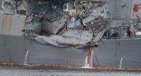 Khu trục hạm của Mỹ là mục tiêu đầy sơ hở?