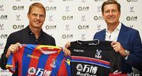 Chùm ảnh: Frank de Boer ra mắt Crystal Palace