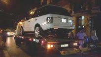 Thương tâm bé trai 19 tháng tuổi tử vong sau khi bị xe Range Rover va quệt