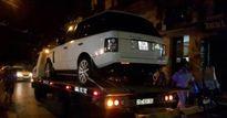 Xe Range Rover tông chết bé trai 19 tháng tuổi: Xác định danh tính tài xế
