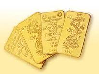 Giá vàng hôm nay 21/8: Giá vàng SJC tiếp tục giữ nguyên