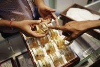 Giá vàng trong nước đắt hơn giá thế giới khoảng 1,15 triệu đồng/lượng