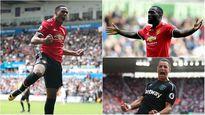 Cuộc đua 'vua phá lưới' Premier League: Lukaku chiếm ngôi đầu