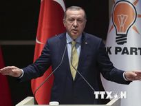 Thổ Nhĩ Kỳ phản đối Mỹ cáo buộc vi phạm lệnh trừng phạt chống Iran