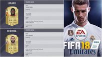 Top 100 cầu thủ chỉ số cao nhất FIFA 18 (P3): Lukaku xếp trên Benzema