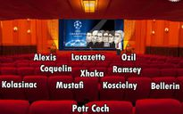 Biếm họa 24h: Arsenal nóng lòng dự Champions League qua 'màn ảnh nhỏ'
