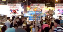 Phá ổ cờ bạc trá hình ở trung tâm thương mại Aeon Mall