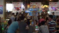 Phá ổ cờ bạc trá hình trong TTTM Aeon Mall