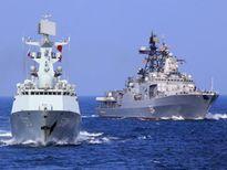 Nga-Trung tập trận hải quân rầm rộ ở Thái Bình Dương