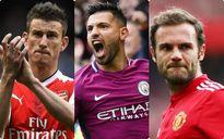 Hai đội bóng thành Manchester áp đảo đội hình tiêu biểu vòng 5 NHA