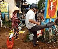 UBND xã Quảng Điền bồi thường vụ trưởng công an đá bay thau cá