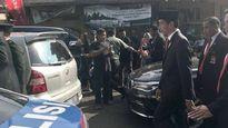 Tổng thống Indonesia phải cuốc bộ 2 km để tránh tắc đường