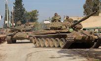 Lực lượng Hổ Syria tiến cách thành phố Mayadin 2 cây số