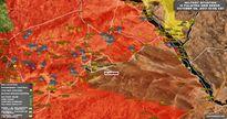 Quân Syria bị uy hiếp, IS đe doạ chiếm thị trấn Al-Sukhnah