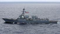 Chiến hạm Mỹ thách thức Trung Quốc ở Hoàng Sa