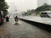 Kết quả bất ngờ khi máy bơm 'quái vật' hút nước ở rốn ngập Sài Gòn