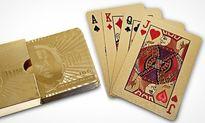 Lá bài bằng vàng, bạc gây sốt trước thềm lễ hội Diwali