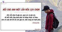 Những câu nói 'đốn tim' mà Hồ Quang Hiếu đã từng dành cho Bảo Anh