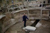 Phát hiện dấu tích nhà hát thời La Mã dưới chân 'Bức tường Than khóc'