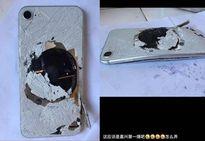 Chiếc iPhone 8 đầu tiên phát nổ do lỗi của pin