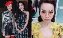 Sao Việt 19/10: Chi Pu nổi bật bên Tiffany, Hồ Ngọc Hà xì tin hết nấc