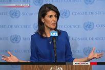 Mỹ chỉ trích gay gắt Iran tại Hội đồng Bảo an Liên Hợp Quốc