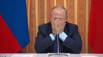 Putin cười ngất với 'ý tưởng' xuất khẩu thịt lợn sang Indonesia (video)