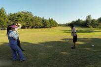 Cận cảnh sân golf đẹp sang trọng của Triều Tiên