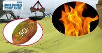 Khẳng định hàng vạn tấn lưu huỳnh 'lộ thiên' là vô hại, chuyên gia phản pháo thông tin