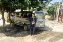 Trộm ô tô từ Thanh Hóa ra Hà Nội, chưa kịp tiêu thụ thì bị bắt
