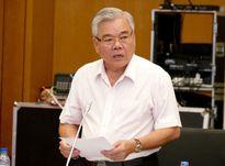 Ông Phan Văn Sáu xin thôi chức Tổng Thanh tra Chính phủ vì lý do cá nhân