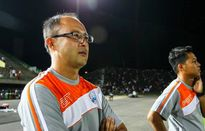 HLV người Nhật Bản tạm quyền kết duyên với tuyển Campuchia