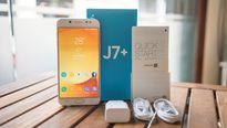 Mở hộp Galaxy J7+: thiết kế đẹp, hiệu năng tốt, camera xoá phông