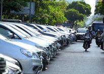 TP.HCM: Người dân thuận tiện khi đặt chỗ đậu xe qua điện thoại