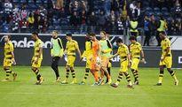 Frankfurt 2-2 Dortmund: Cái giá của sự chủ quan