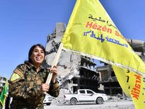 Thế trận sau Raqqa