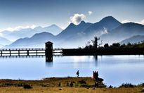 Hồ Thác Bạc - chốn 'bồng lai tiên cảnh' ở Sapa