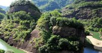 Cảnh đẹp như thiên đường hạ giới ở núi Vũ Di