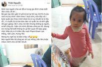 Bé gái bị bỏ rơi cùng túi bỉm sữa trước cổng nhà dân ở Hưng Yên