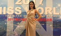 Hoa hậu Mỹ Linh bị chê diện trang phục kém sang khi dự tiệc tại 'Miss World 2017'