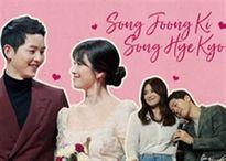 Lộ diện thiệp cưới và dàn khách mời khủng trong đám cưới của Song Joong Ki và Song Hye Kyo
