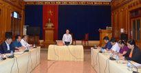 Chủ tịch Yên Bái họp khẩn sau kết luận Thanh tra Chính phủ