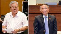 Thủ tướng trình Quốc hội miễn nhiệm Tổng Thanh tra Chính phủ và Bộ trưởng GTVT