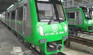 Cận cảnh thiết bị đặc thù kiểm soát tốc độ trên tàu điện Cát Linh - Hà Đông