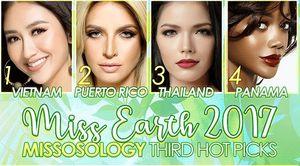 Hà Thu được dự đoán đoạt vương miện Hoa hậu Trái đất